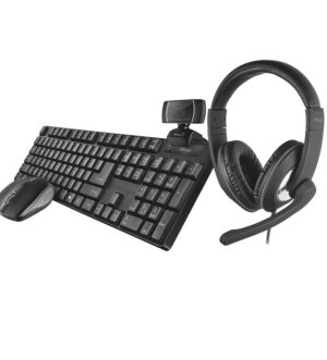 Trust Qoby 4-in-1 Home Office Set T24105