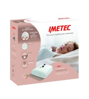 Imetec Adapto Double Mattress Cover Dual Control | 16733