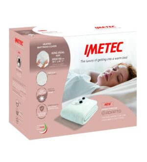 Imetec Adapto King Mattress Cover Dual Control | 16734