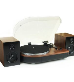 Steepletone Camden 2 Luxury 3 speed Record Player with Bluetooth