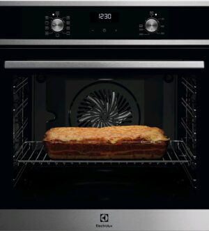 Electrolux 600 SurroundCook Built-in Oven 71 l Stainless Steel KOFEH40X