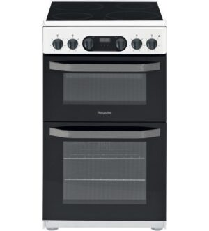 Hotpoint 50cm Electric Cooker | White | HD5V93CCW/UK
