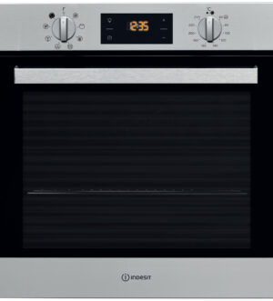 Indesit Aria Single Oven Stainless Steel | IFW 6340 IX UK