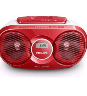 Philips Portable Cd Soundmachine Red  AZ215R