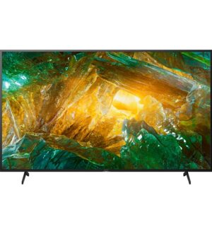 Sony 85″ | 4K Ultra HD | High Dynamic Range (HDR) | Smart TV (Android TV) KD85XH8096