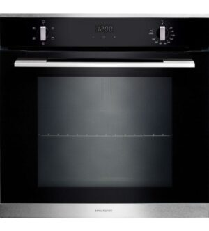 Rangemaster Electric Single Oven Black | RMB605BL/SS