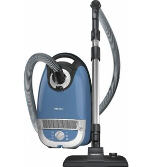 Miele Complete C2 Allergy 890W Bagged Vacuum Cleaner | Tech Blue