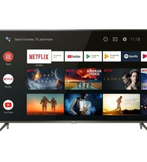 TCL 43″ 4K HRD Android TV | 43EP658