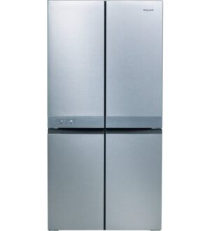 Hotpoint American Style Fridge Freezer | Stainless Steel | HQ9 B1L
