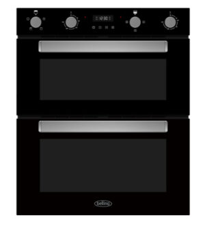 Belling Electric Double Oven | Black | BI703FPSBLK