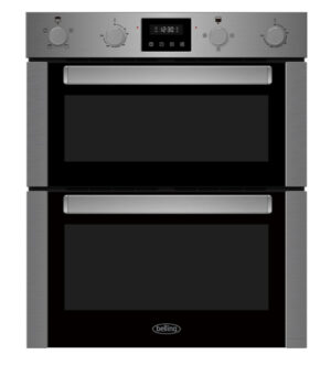 Belling Electric Double Oven | Stainless Steel | BI703FPSTA