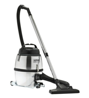 Nilfisk Bagged Vacuum Cleaner Silver | GM80CUK