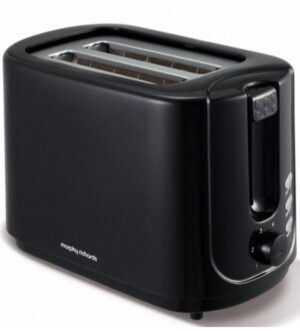 Morphy Richards Essential 2 Slice Toaster Black | 980506