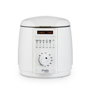 Tower 1L Deep Fat Fryer White | PT17049WHT