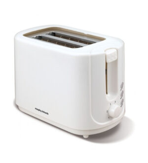Morphy Richards Essential 2 Slice Toaster White | 980505