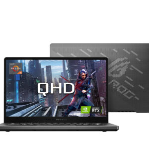 Asus ROG Zephyrus 14″  HD Gaming Laptop | AMD Ryzen 9 | 16GB RAM & 1TB  SSD | GA401IV-HA116T
