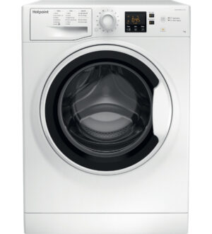 Hotpoint 10Kg 1400 Spin Washing Machine White | NSWA 1043C WW UK