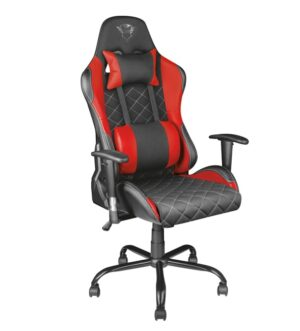 Trust GXT 707R Resto Gaming Chair – Red T22692
