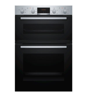 Bosch Serie | 2 Built-in Double Oven | Stainless Steel | MHA133BR0B