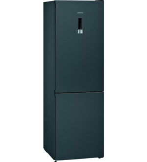 Siemens iQ300  Fridge Freezer No Frost | Black Stainless Steel | KG36NXXDC