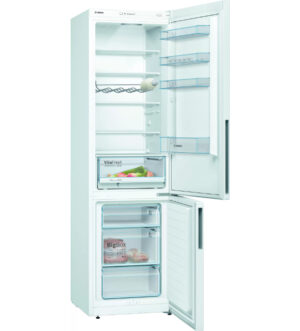 Bosch Serie | 4 Fridge-Freezer Low Frost | White | KGV39VWEAG