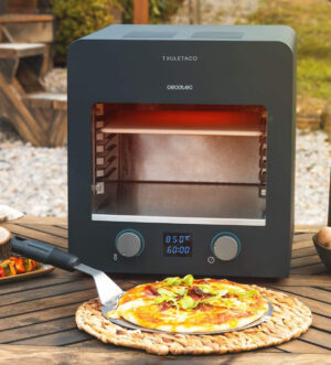 Cecotec Txuletaco Inferno 8000 Electric Grill & Pizza Oven | 030625