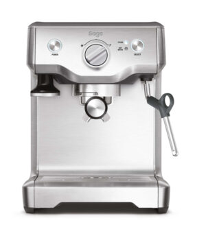 Sage The Duo-Temp Pro Coffee Machine | Stainless Steel | BES810BSSUK