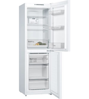 Bosch Serie | 2 Fridge Freezer No Frost | White | KGN34NWEAG