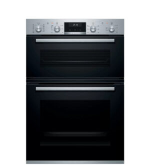 Bosch Serie | 6 Double Oven Stainless Steel | MBA5575S0B