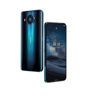 Nokia 8.3 5G Smart Phone 64GB | Sim Free | Polar Night Blue