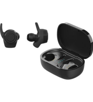 Streetz True Wireless Stay-in-ear Earbuds Black | TWS1112