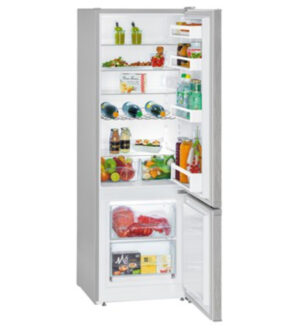 Liebherr Fridge Freezer Silver | CUel2831