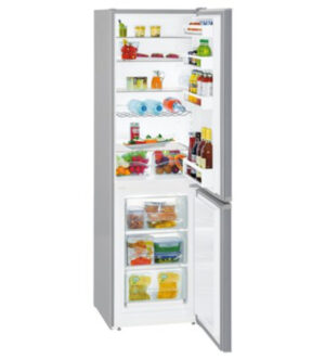 Liebherr Fridge Freezer Silver | CUel3331