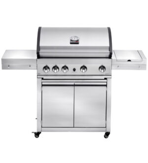 Grandhall Elite G4 Burner Gas BBQ Stainless Steel | K04000209A