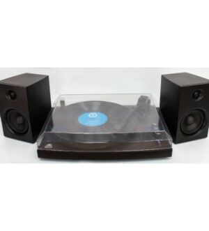 Piccadilly Bluetooth Record Player Black | SW818B