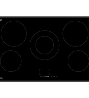 Belling 77cm 4 Ring Ceramic Hob Black | BCH774TB